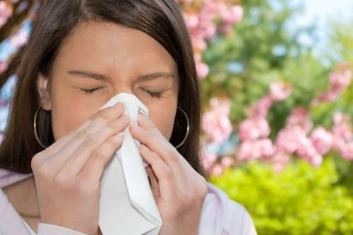 аллергия на мед зуд