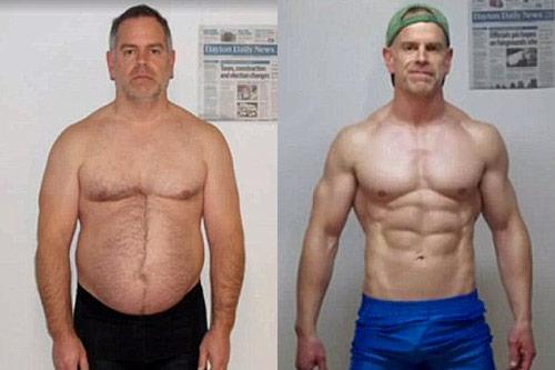 похудеть на 15 килограмм за 2 месяца