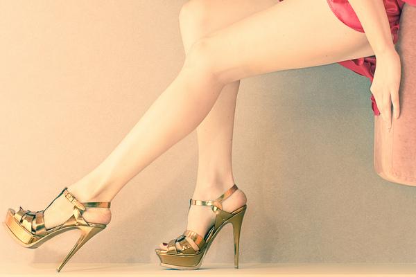 Фетишисты ног