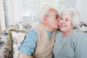 Секс в домах престарелых
