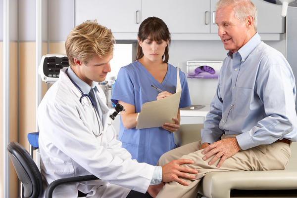 хруст и боли в коленных суставах лечение