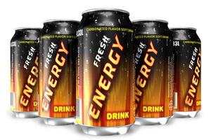 Энергетические напитки: история, состав, действие.