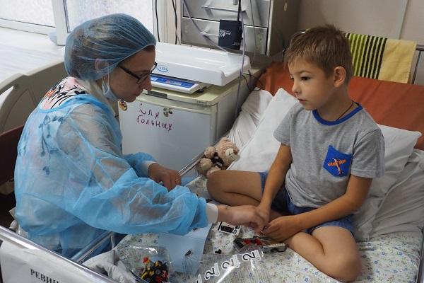 Елена Петряйкина: «Дети доживают до трансплантации благодаря нашей работе»