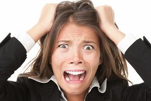стресс у женщины и ребенка
